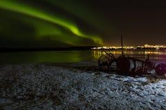 Aurora Borealis Stock Fotografie