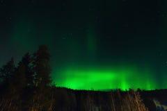 Aurora Borealis Stock Photography