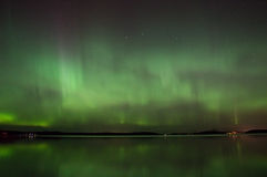 Aurora Borealis Stockbild