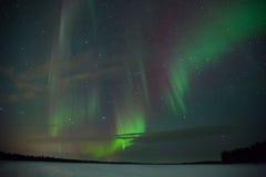 Aurora Borealis Lizenzfreie Stockbilder