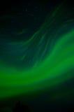 Aurora Borealis Fotografering för Bildbyråer
