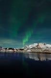 Aurora Borealis Photo libre de droits