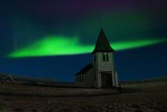 Aurora Borealis royalty-vrije stock afbeeldingen