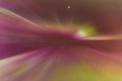 Aurora Borealis abstract background Stock Images