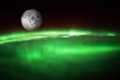Aurora Borealis Australis Stock Photography