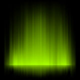 Aurora borealis background. EPS 8 Royalty Free Stock Photos