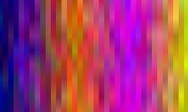 Aurora borealis do arco-íris Fundo colorido abstrato Ilustração brilhante do vetor do teste padrão listrado ilustração do vetor