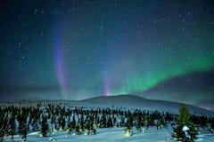 Aurora Borealis Royalty Free Stock Photos