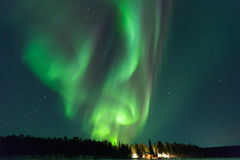 Aurora Borealis Stock Images