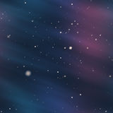 Aurora borealis image Royalty Free Stock Images
