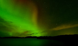 Aurora Borealis Royalty Free Stock Photography