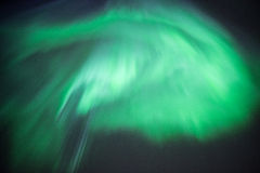 Aurora Borealis or Northern Lights. Stock Photo