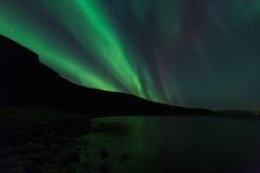 Aurora Borealis Royalty Free Stock Photo
