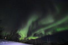 Aurora Borealis, Norway Stock Images