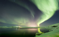Aurora Borealis Stock Photography