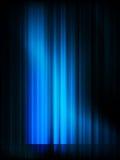 Aurora Borealis. Sumário colorido. EPS 10 ilustração stock