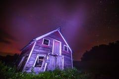 Aurora Borealis Vermont Royalty Free Stock Photos
