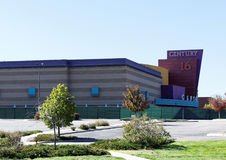 Aurora Colorado Theater Shooting Stock Photo