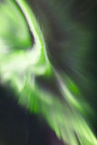 Aurora Corona. Aurora borealis corona powerful aurora borealis in nightsky Royalty Free Stock Image