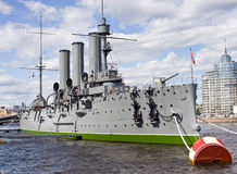 AURORA cruiser Royalty Free Stock Photos