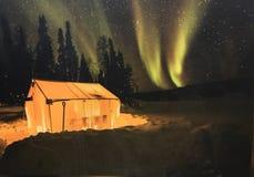 Aurora Dreams arkivfoto