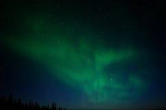 Aurora Glow 1 Fotos de archivo libres de regalías