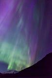 Aurora Majesty. Northern Lights display in Alaska, taken April 2014 Royalty Free Stock Photo