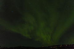 The Aurora Royalty Free Stock Images