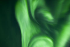 Aurora overhead. Aurora borealis in Alaska during winter Royalty Free Stock Images
