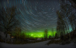 Aurora polaris. 