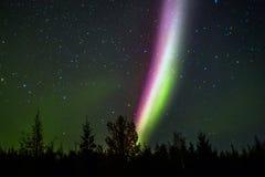 Aurora Rainbow Immagini Stock Libere da Diritti