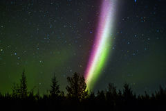 Aurora Rainbow Royalty Free Stock Images