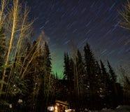Aurora Sky Stockbilder