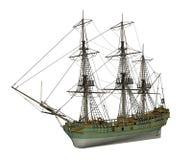 Aurora slave ship - 3D render Stock Image