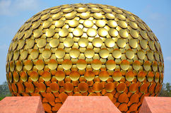 Auroville Stock Image