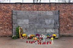 aurthur Θέση για την εκτέλεση από το εκτελεστικό απόσπασμα Στοκ φωτογραφία με δικαίωμα ελεύθερης χρήσης