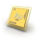 Aurun element sign Royalty Free Stock Photography