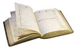 Aus alter Zeit Bücher Stockfotografie