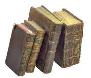 Aus alter Zeit Bücher Stockbild