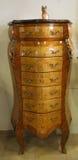 Aus alter Zeit Möbel Stockbild