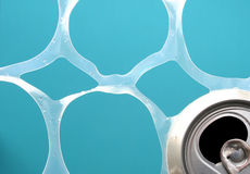Aus Getränk heraus Stockbild