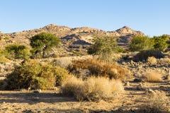 Aus mountains in Namibia Royalty Free Stock Photo