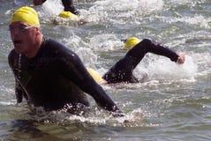 Aus Wasser heraus Lizenzfreie Stockfotografie