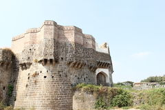 Desserted Fort. Land fort of Ausa in Latur district, Maharashtra Stock Photography