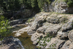 Ausable Chasm Stock Image