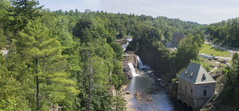 Ausable Chasm Royalty Free Stock Images