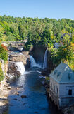 Ausable Chasm Royalty Free Stock Photography