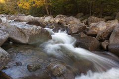 Ausable flod Arkivfoton