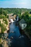 Ausable Chasm New. York adirondacks royalty free stock photos