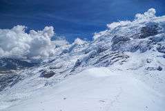 Ausangate, Andes Royalty Free Stock Image